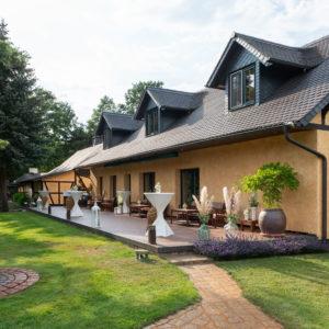 Appartments des Milanhof in Guhrow - Feiern und Schlafen direkt auf dem Milanhof