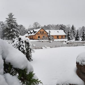 Herbsthochzeit und Winterhochzeit auf dem Milanhof im Spreewald